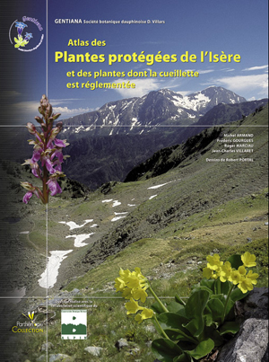 atlas flore de l'isère gentiana