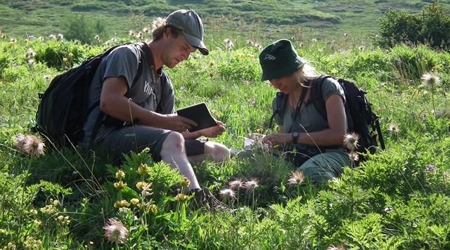 botanistes en action